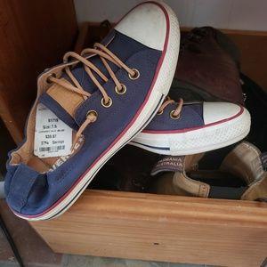 Slip on Converse!